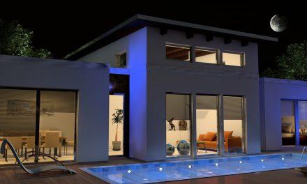 Por que investir em iluminação azul e como usá-la em casa?