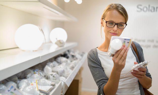 Potência da lâmpada: a quantos watts equivale as lâmpadas de LED?