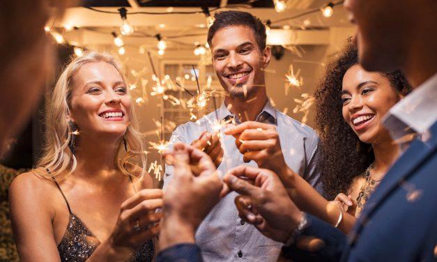 5 dicas para montar uma decoração de Ano Novo usando luzes