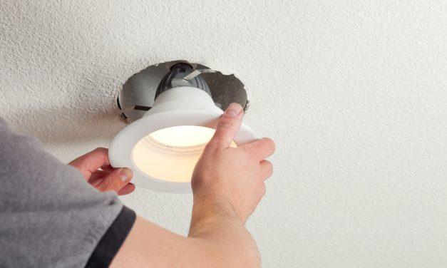 Entenda como instalar um spot de LED!